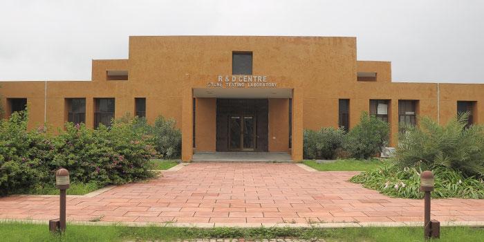 R&D Center , Stone Testing laboratory